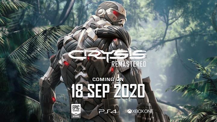 """เกมยิง """"Crysis Remastered"""" จัดเต็มภาพ 8K วางขาย 18 ก.ย.นี้"""