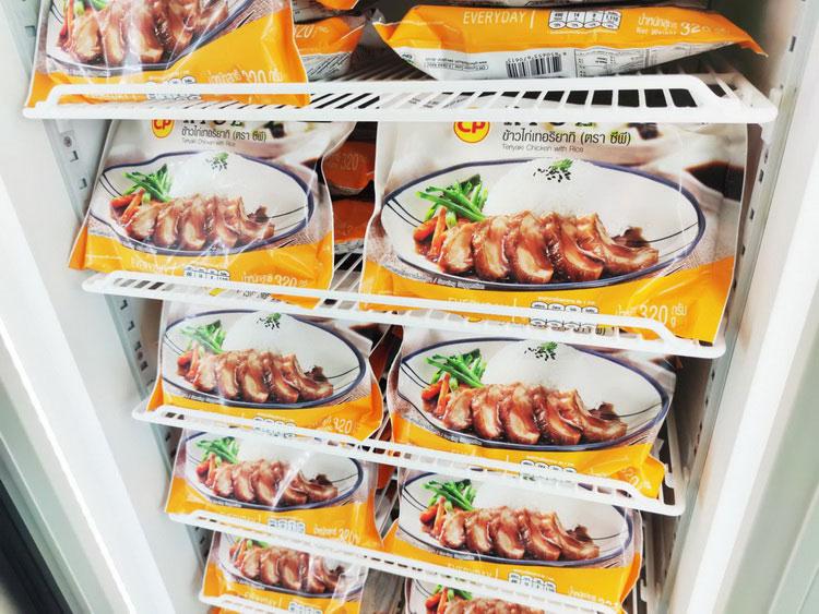 อาหารแช่แข็งของไทย ปลอดภัยยุคโควิด19