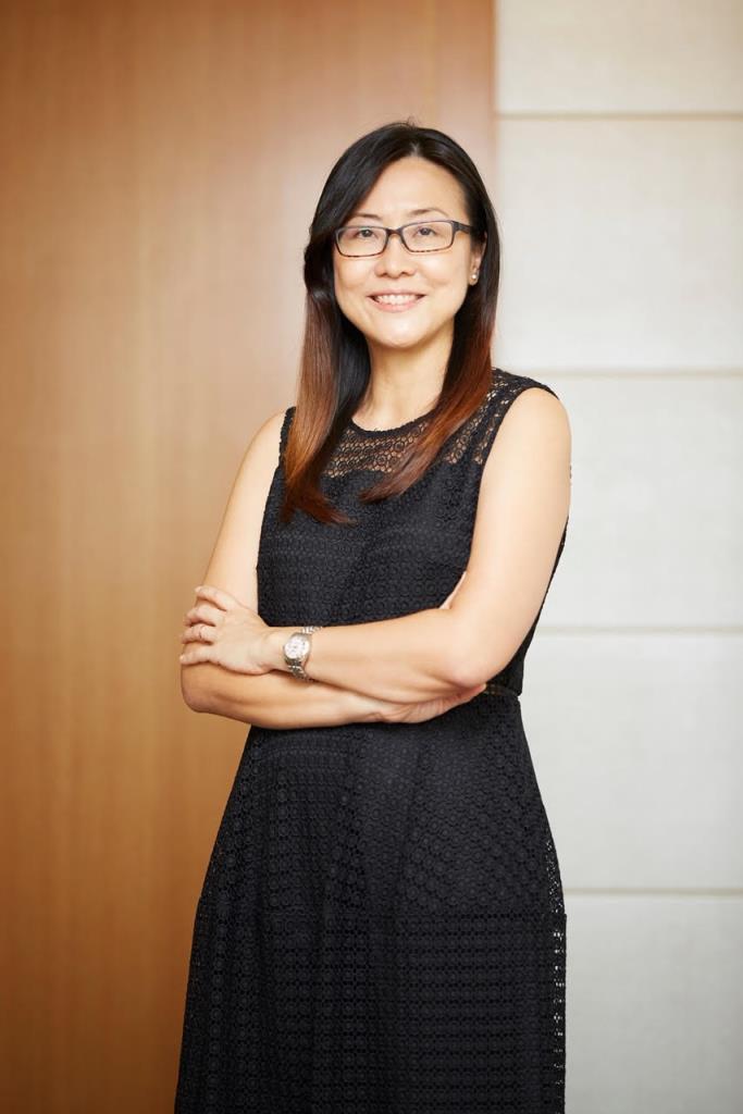 พอลลีน ซิม หัวหน้ากลุ่มงาน เดอะ ฟินแล็บ สิงคโปร์