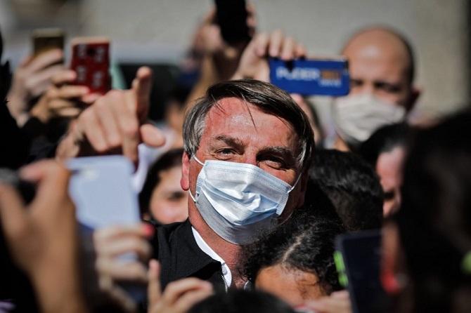 ซ่าไม่เลิก!ประธานาธิบดีบราซิลขู่ต่อยปากนักข่าว โยงเมียกับคอรัปชันอื้อฉาว