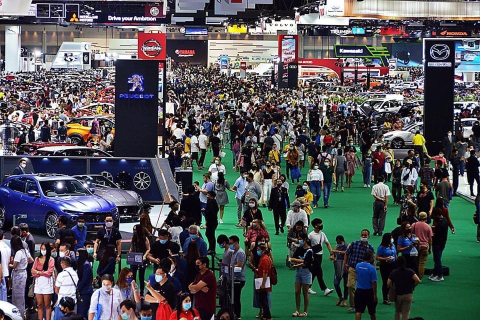 ยอดขายรถยนต์เดือน ก.ค.รวม 59,335 คัน ตก 26.8% ยอดสะสม 7 เดือนตก 35.9%