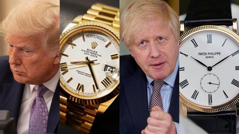 """บรรดา""""ท่านผู้นำ"""" ใส่นาฬิกาอะไรกัน"""