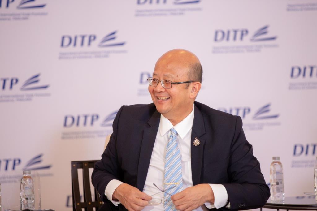 """DITPปรับแผนการค้าระหว่างปท.รับยุค""""รวมไทยสร้างชาติ"""""""