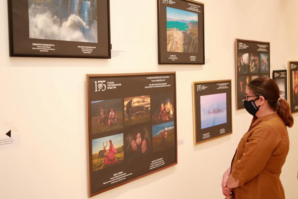 """ชมความงามรัสเซียผ่านนิทรรศการภาพถ่าย """"The Most Beautiful Country"""" ที่เซ็นทรัลเวิลด์"""