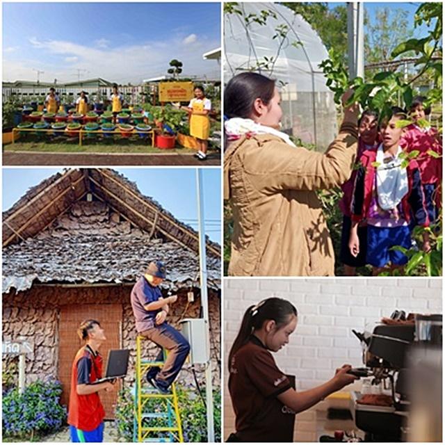 'เชลล์' มุ่งพัฒนาคุณภาพชีวิตของคนไทย เดินหน้าส่งเสริมการเรียนรู้ และทักษะผู้ประกอบการระดับชุมชน