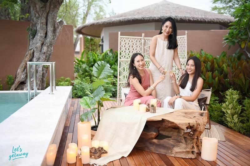 ทริปอบอุ่นสไตล์ 3 สาวเหตระกูล ชวนเที่ยวเมืองไทยแบบเอ็กซ์คลูซีฟ