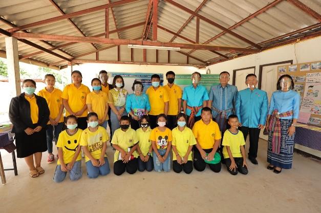 สส.ขยายผลชุมชนจัดการขยะยั่งยืน ชูบ้านโนนกล้วยหอม สู่ศูนย์เรียนรู้ Zero Waste ของจังหวัดขอนแก่น
