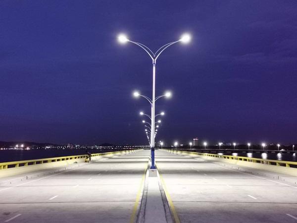 สะพานชลมารควิถี 84 พรรษา ถนนเลียบชายทะเลชลบุรีช่วง  2 พร้อมเปิดใช้ 9 ก.ย.นี้