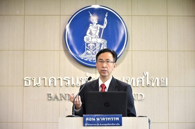 ธปท.ชี้ปีหน้าเสี่ยงสูง จับตาเปิดประเทศต่างชาติเข้าไทยต้องระวัง