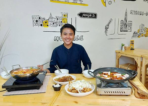 """""""นัท มาลิสา"""" เปิดร้านอาหารเกาหลี ชวนชิม """"INKY MENU"""" เมนูยอดฮิต"""