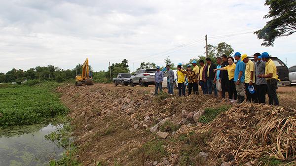 ราชบุรีพร้อมรับมือปัญหาน้ำท่วม วางแผนแก้ปัญหาภัยแล้ง