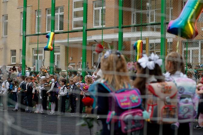 ชาติที่4ของโลก!ยอดติดเชื้อโควิด-19ของรัสเซียทะลุ1ล้านคน แต่เดินหน้าเปิดโรงเรียน