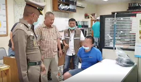 หนุ่มคลั่งยา บุกยิงที่ปรึกษาเจ้าอาวาสวัดชะอำเจ็บสาหัส