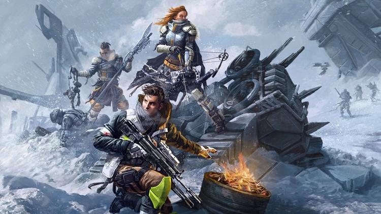 """Scavengers"" แบทเทิลรอยัลฝ่าโลกเยือกแข็ง พร้อมลง PS4-Xbox One"