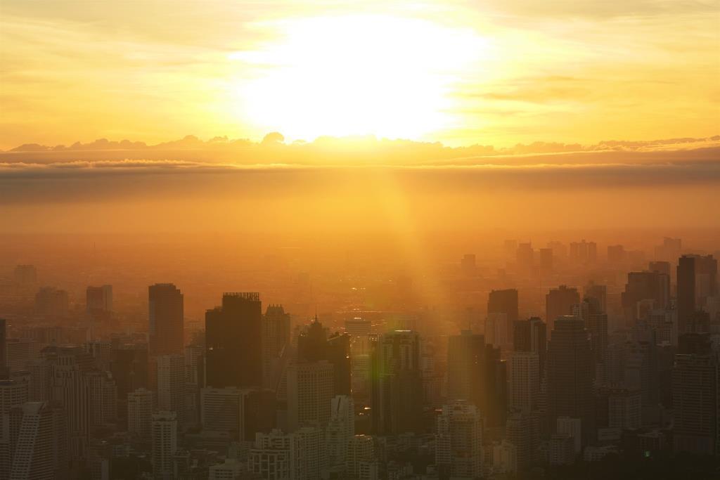"""""""คิง เพาเวอร์ มหานคร"""" จัดกิจกรรม """"Mahanakhon Cityscapes"""" ชมแสงเช้า-แสงเย็น บนจุดชมวิวที่สูงที่สุดในไทย"""