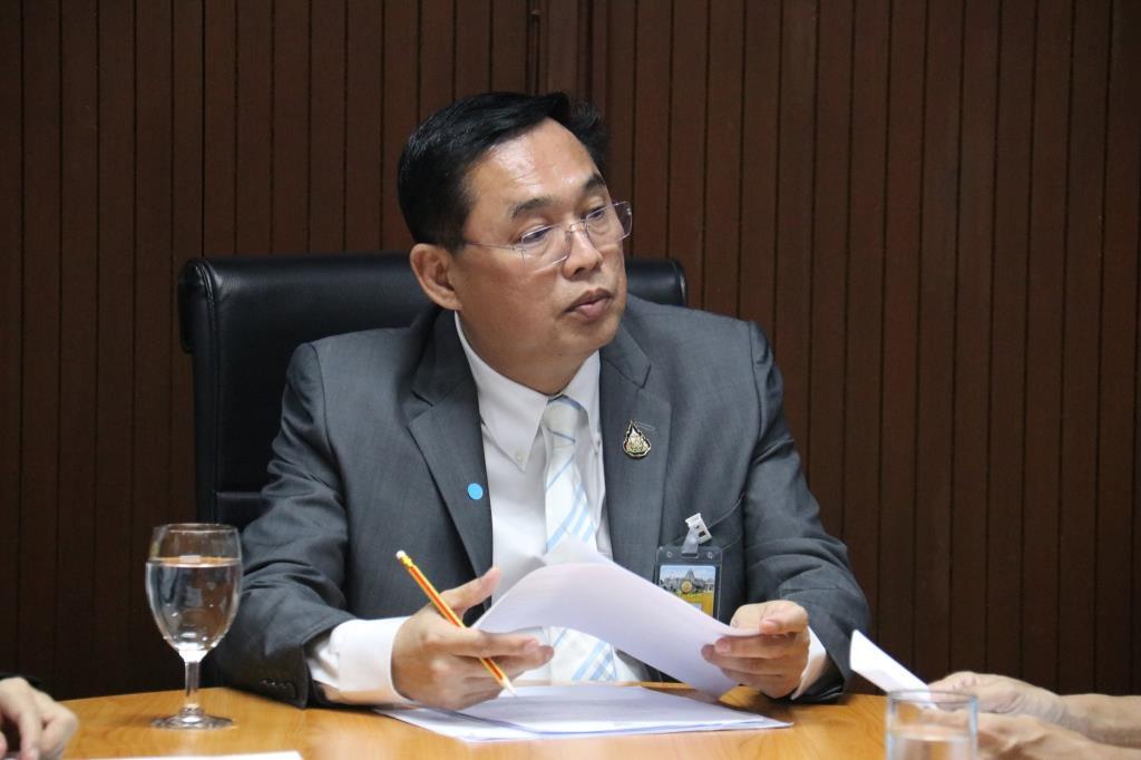อนุชา นาคาศัย รัฐมนตรีประจำสำนักนายกรัฐมนตรี (แฟ้มภาพ)