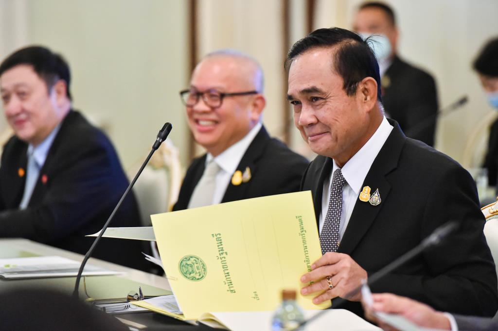 """รัฐบาลเชิญเอกชนworkshopฟื้นฟูประเทศ ตามแนวทาง""""รวมไทยสร้างชาติ"""""""
