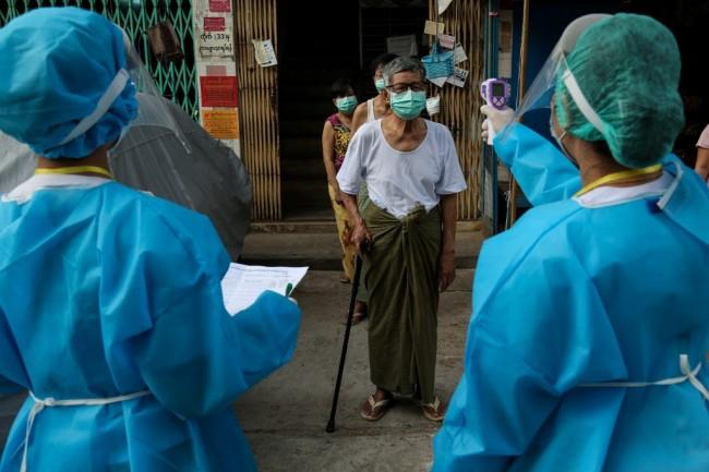 พม่าปิดเมืองหลวงคุมเข้มสกัดไวรัส 'ซูจี' ชี้โควิดเป็นภัยพิบัติ เตือนใครฝ่าฝืนคำสั่งเจอลงโทษ