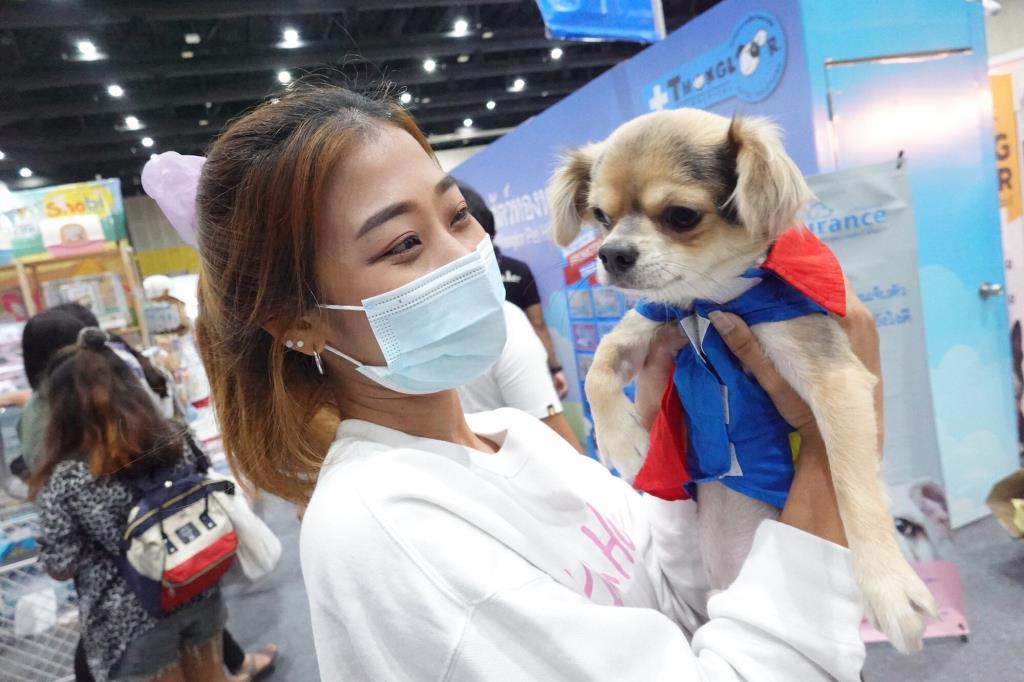 """PET EXPO THAILAND 2020"""" นำสินค้า บริการ จัดโปรโมชั่นสุดปัง"""