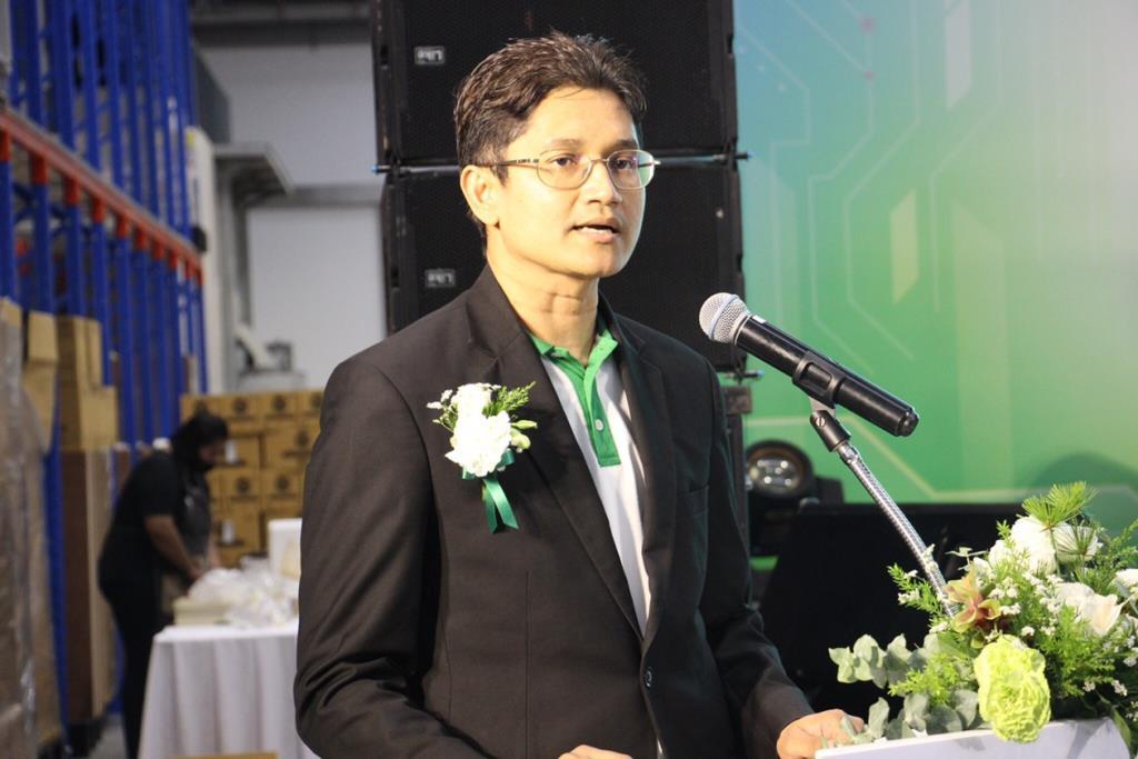 รศ.ดร. ธวัชชัย อ่อนจันทร์ ผู้อำนวยการสถาบันเทคโนโลยีนิวเคลียร์แห่งชาติ (องค์การมหาชน)