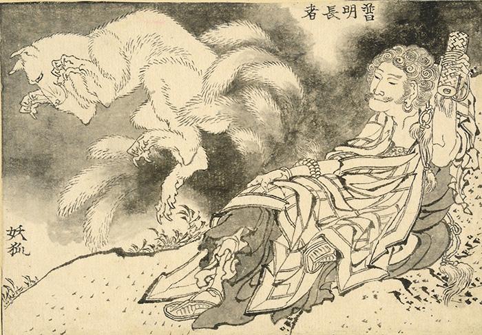 """บริติชมิวเซียมเผยโฉม งาน 103 ชิ้น ของ """"โฮะกุไซ"""" ปรมาจารย์มังงะ ที่เคยหายสาบสูญ"""