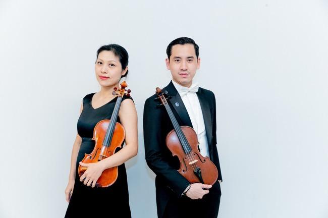 RBSO 2020 Classical Concert ครั้งที่ 3 โดยสองนักไวโอลินชาวจีนและไทย ร่วมกับวงรอยัลแบงค์คอกซิมโฟนี ออร์เคสตร้า
