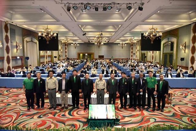 กรมอุทยานแห่งชาติฯ ชูแนวคิด DNP Green Growth ขับเคลื่อนเชิงรุกนโยบายป่าไม้แห่งชาติ