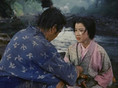 MUSASHI-มิยาโมโตะ มุซาชิ ภาค 1ดิน ตอน หินกับต้นไม้สนทนาธรรม