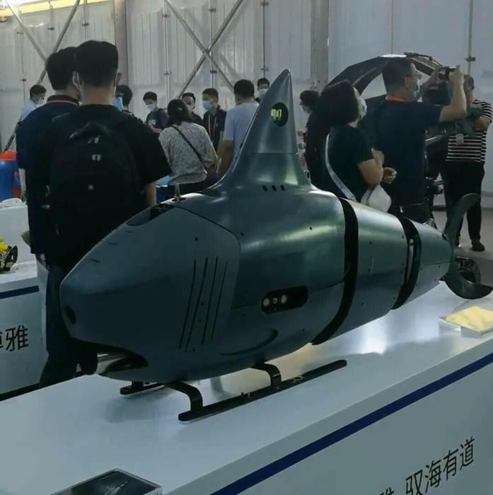 """เร่เข้ามา...ชม """"เรือดำน้ำจีน""""! 'โรโบ-ชาร์ก' ขับเคลื่อนอัตโนมัติ แทนฉลามจริงได้ด้วย"""