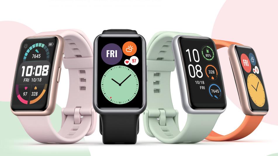 Huawei บุกตลาดสมาร์ทวอทช์เพื่อสุขภาพ ด้วย Huawei Watch Fit