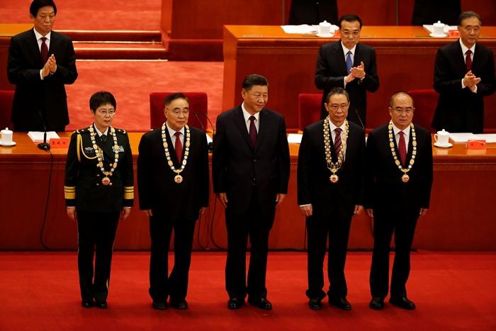 จีนจัดพิธีใหญ่โอ่ความสำเร็จปราบโควิด-ฟื้นศก.  ขณะยุโรปผวาไวรัสลามระลอกใหม่