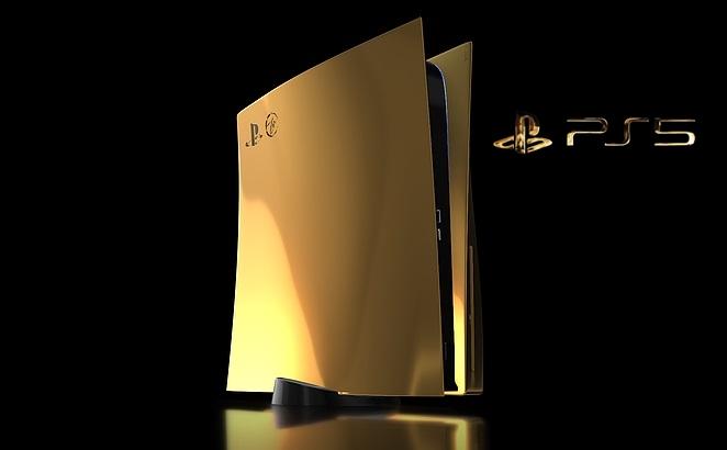 """UK จ่อเปิดจอง """"PS5"""" รุ่นลิมิเต็ดเลี่ยมทอง สตาร์ทหลักแสน"""