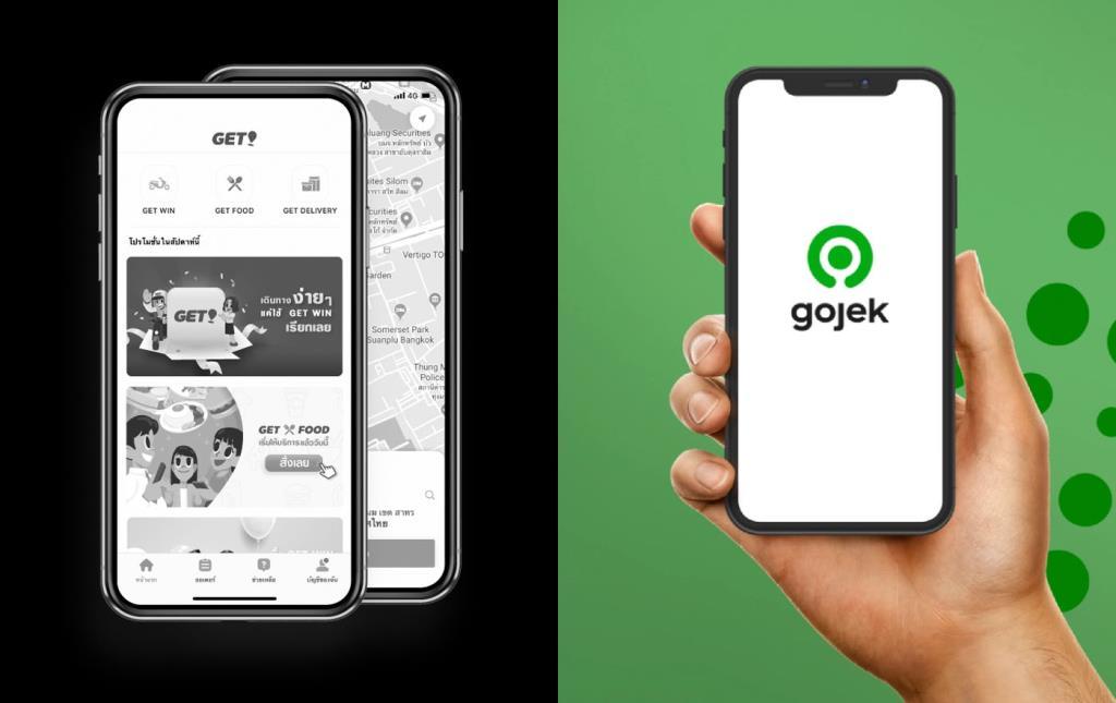 """""""GET"""" แอปฯ เรียกรถ-สั่งอาหาร จะหยุดให้บริการ 15 ก.ย.นี้ เพื่อควบรวมแบรนด์กับ Gojek"""