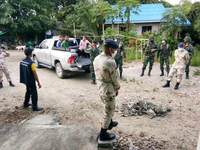 หน่วยเฉพาะกิจทัพพระยาเสือบุกจับต่างด้าว 9 คนหนีเข้าเมืองกักตรวจโรค โควิด 19
