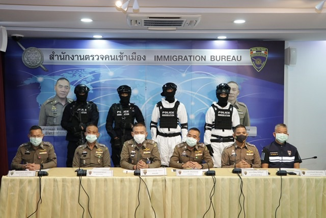 ตม.ยืนยันยังมีไม่มี จนท.ติดเชื้อ เหตุชาวเกาหลีใต้ติดโควิดหลังกลับจากไทย