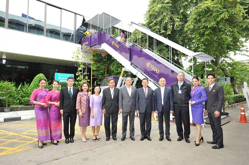 """""""การบินไทย""""เปิดภัตตาคาร First Class เพิ่มรายได้ครัวการบิน"""