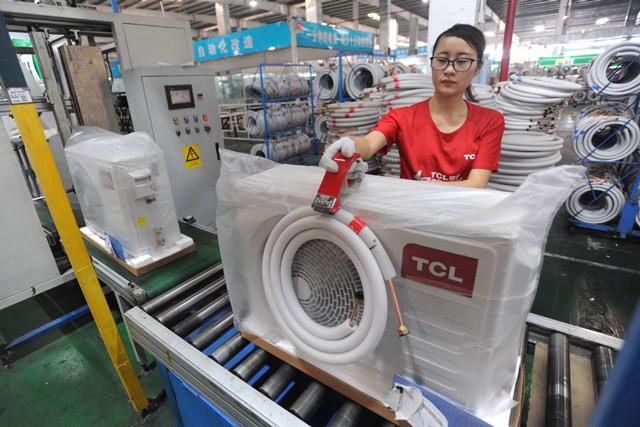 เครื่องใช้ในบ้านขนาดใหญ่ อุตสาหกรรมที่มีอัตราการเติบโตของธุรกรรมสูงในการสตรีมสดของเถาเป่า ในปีที่ผ่านมา (ภาพไชน่าเดลี)