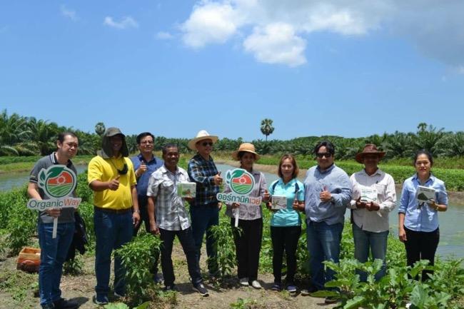 นวัตกรรมสำหรับการทำเกษตรอินทรีย์ยุคใหม่สู่ความยั่งยืน  เกิดขึ้นแล้วในประเทศไทย