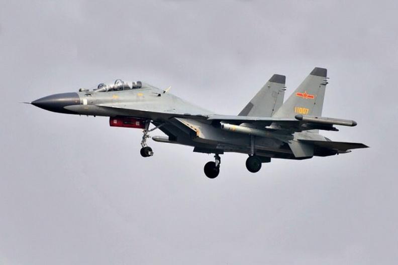 ไต้หวันผวา! จีนส่งเครื่องบินรบ Su-30 รุกน่านฟ้า 2 วันติด โวย 'หยุดทำลายสันติภาพ'