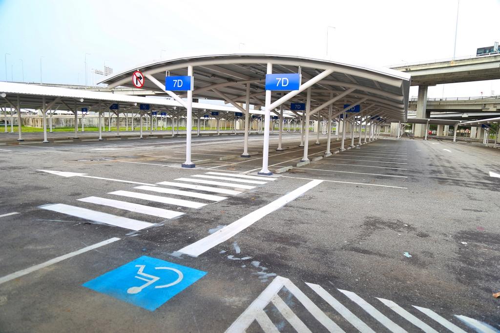 ดีเดย์ 11 ก.ย. เปิดลานจอดรถสนามบินสุวรรณภูมิโซน7