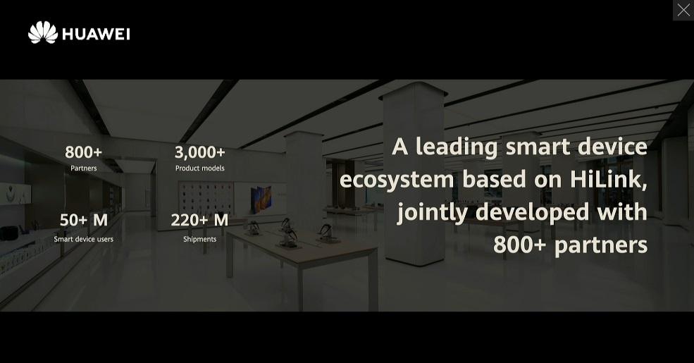 โปรโตคอล HiLink ของ Huawei มีพันธมิตรเกิน 800 รายทั่วโลก