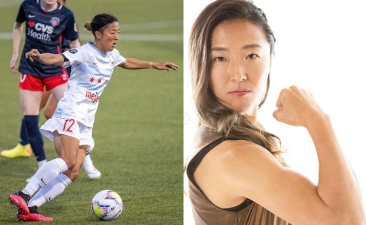 ก้าวข้ามขีดจำกัดทางเพศ! แข้งสาวญี่ปุ่นย้ายร่วมทีมฟุตบอลชาย