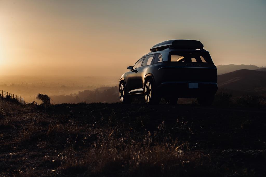 ว่าที่รถรุ่นใหม่ Lucid SUV เตรียมเปิดตัวเร็วๆ นี้