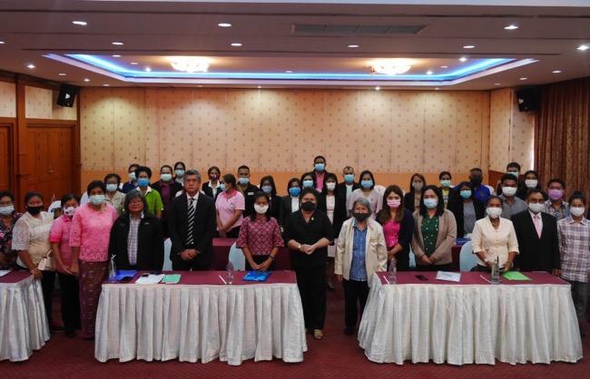 กรมกิจการสตรีฯ จัดประชุมเพิ่มประสิทธิกระบวนการ คุ้มครอง ช่วยเหลือผู้ถูกกระทำด้วยความรุนแรงในครอบครัว