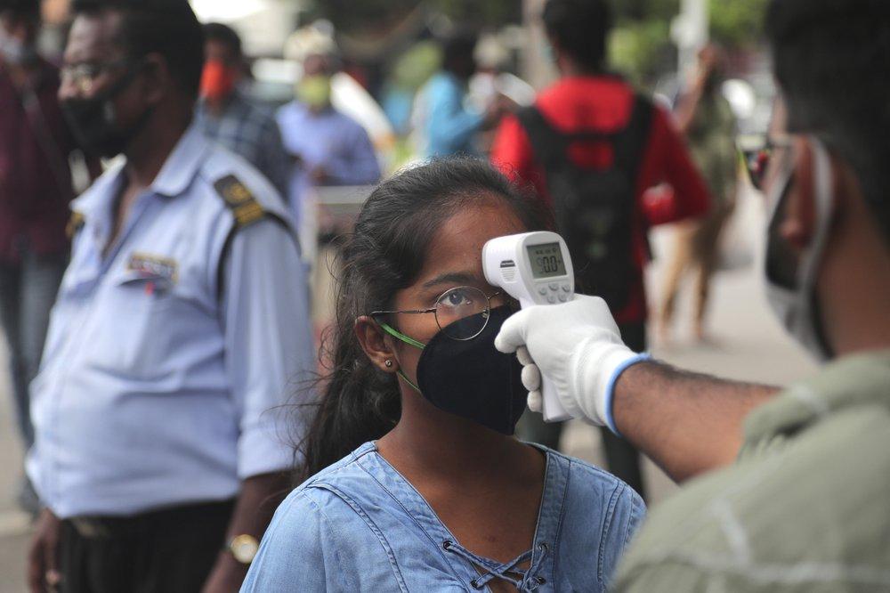 เคสใหม่รายวันอินเดียยังพุ่งเฉียดแสนคน อู่ฮั่นเผยการคมนาคมทางอากาศฟื้นเต็มที่