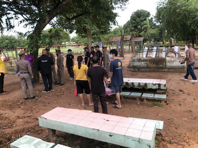 ตำรวจตรวจกล้องวงจรปิดโรงเรียนเกิดเหตุ 3 รุ่นพี่ ป.5 รุมอนาจารเด็กหญิงชั้นอนุบาล