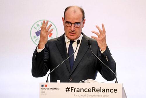 นายกรัฐมนตรีฌ็อง กัสแต็กซ์ ของฝรั่งเศส