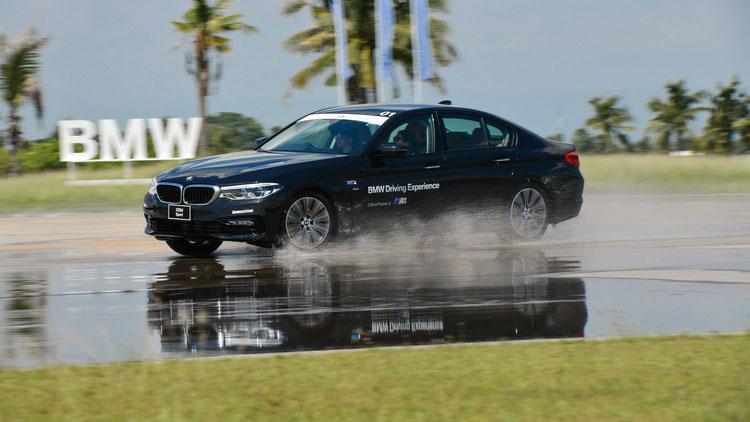 BMW Driving Experience คอร์สฝึกอบรมเพิ่มทักษะการขับขี่ระดับโลก สุดยอดความฟินที่ทุกคนสัมผัสได้