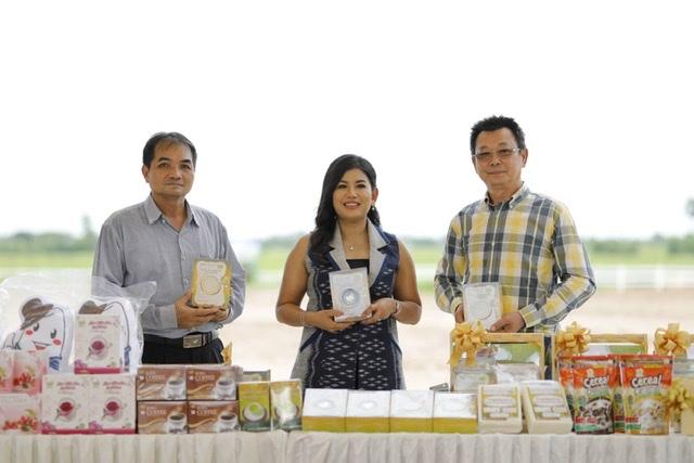 """""""กอระ เอ็นเตอร์ไพร์ซ"""" ดันข้าวหอมมะลิออร์แกนิกไทย ตีตลาดทั้งในและต่างประเทศ"""