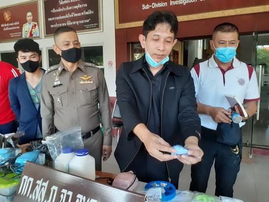 ทันตแพทยสภาร่วมตำรวจบุกจับแหล่งขายวัสดุจัดฟันแฟชั่นเถื่อนในพื้นที่ จ.อุบลราชธานี ได้ของกลางวัสดุจัดฟันที่ไม่ได้มาตรฐานจำนวนมาก